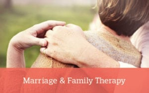 Marriage & Family Therapy